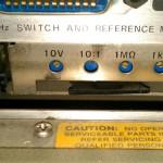 Calibration module - trimmers