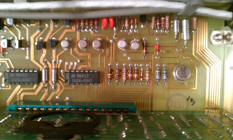 Analog main board shot 1