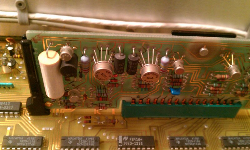 Precission analog board