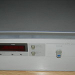 The front panel
