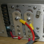 Output rails