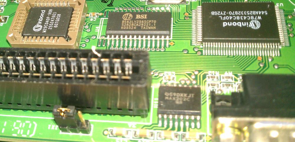 Electronics - detail